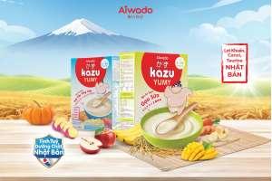 [Theo Thanhnien.vn] Bỏ túi bí quyết ăn dặm chuẩn Nhật cùng bột ăn dặm Kazu Yumy