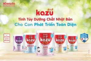 [MỚI] Tinh túy dưỡng chất nhật bản – chương trình khuyến mãi đặt biệt khi mua kazu gold!