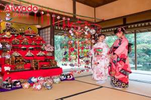 Lễ hội búp bê ở Nhật - Khám phá những điều bí ẩn về ngày hội dành cho bé gái